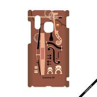 カバー型ケース[弦楽器]Galaxy A30 SCV43