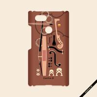 カバー型ケース[弦楽器]GooglePixel3