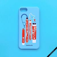 カバー型iPhoneケース[ファゴット]11 / 11pro max / XR / XS max / 8plus / 7plus/ 6plus