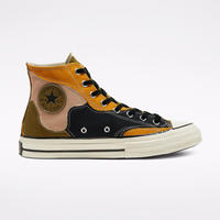 CT70 LEATHER CAMO HI CUT 168905C