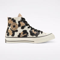 CT70 LEATHER LEOPARD HI CUT 168904C
