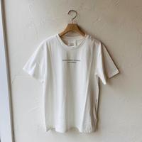 ●送料全国一律198円●<women>Moname(モナーム) ロゴ Tシャツ (41102041)  /ホワイト