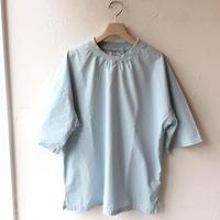 ●送料全国一律198円●<men>MANUAL ALPHABET(マニュアル アルファベット)シャツTシャツ MA-S-501/  サックス