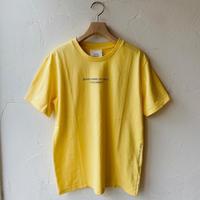 ●送料全国一律198円●<women>Moname(モナーム) ロゴ Tシャツ (41102041)  /イエロー