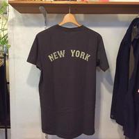●送料185円●<men>Velva Sheen(ベバシーン)ロゴプリント ポケットTシャツ (161980)/ブラック