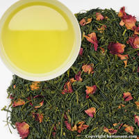 Flavored Sencha, Blackcurrant 50g