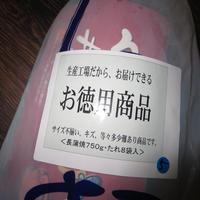 静岡うなぎ徳用袋(B級品)(送料込)