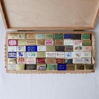 ドイツ 角砂糖コレクターの木箱