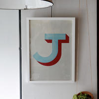 Small Caps オリジナルポスター J