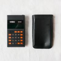 MBO 電卓(ケース付き)