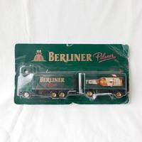 ベルリナーピルスナー トラック ミニカー