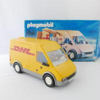 Playmobil DHLトラック