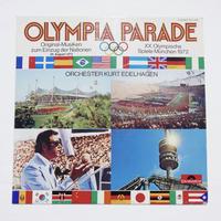 ミュンヘンオリンピック レコード