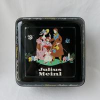 ユリウス・マインル 昔のお菓子缶