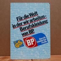 旧西ドイツ BP看板