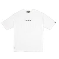 BIG SILHOUETTE T-SHIRT / WHITE <L-2137>