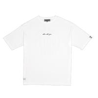 BIG SILHOUETTE T-SHIRT / WHITE <L-2136>
