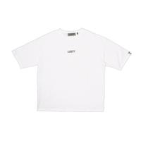 BIG SILHOUETTE T-SHIRT / WHITE <L-2002>