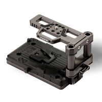 Tiltaing V-Mount Battery Baseplate V2 - Tilta Grey