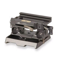 15mm LWS Baseplate for BMPCC4K (Tilta Gray)
