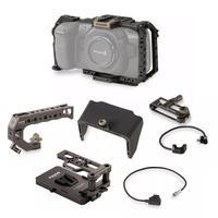 【鈴木佑介 提案モデル】②長時間運用仕様 Camera Cage for BMPCC 4K