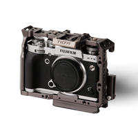 Full Camera Cage for Fuji XT3 – Tilta Gray