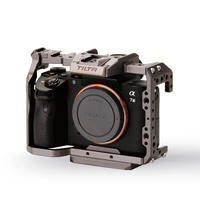 Full Camera Cage for Sony A7/A9 series - Tilta Grey