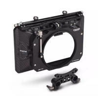 4×5.65 Carbon Fiber Matte Box (Clamp-on) MB-T12