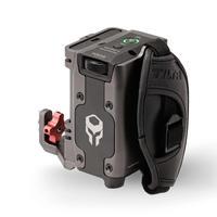 Tiltaing Side Focus Handle Type III (F970 Battery) - Tilta Gray