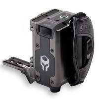 Side Focus Handle Type I (F970 Battery) – Tilta Gray
