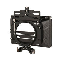 4*5.65 carbon fiber matte box(clamp-on)