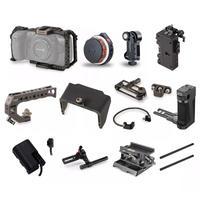 【鈴木佑介 提案モデル】④シネ運用 Camera Cage for BMPCC 4K