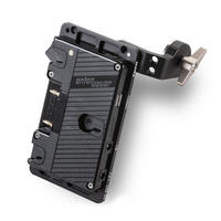 Battery Plate for Canon C200 - AB mount