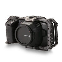 Full Camera Cage for BMPCC 4K/6K - Tactical Grey