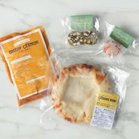 【お試しセット/おひとりさま向け】お好きなカレー1種&チーズナン1袋&インド菓子2種(送料込み)