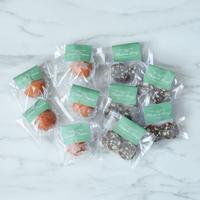 冷凍インド菓子【2種×5パック】グラブジャムン/デーツ&ナッツバルフィ