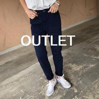 【OUTLET】3カラー4サイズ展開!程よいゆる感!リラックスチノパンツ(3color)【クリックポスト対象商品】