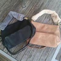 2WAYファーハンドルショルダーバッグ(4color)【クリックポスト対象商品】