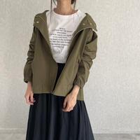 ミドル丈マウンテンパーカ(カーキ)