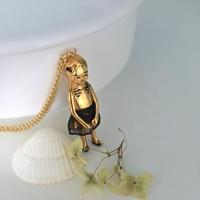 ナターシャプラノ/人形ネックレス ナターシャ「プレゼント」