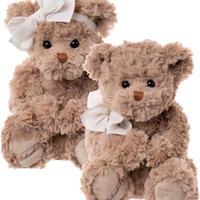 BUKOWSKI/Le Petit Ethan & Romyチャコールクマ