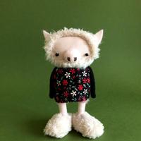 SKIPPITY HOPP/英国ハンドメイド・ブタ人形