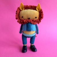 SKIPPITY HOPP/ライオン人形「ハンドメイド」キャンペーン価格