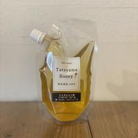 Tateyama Honey | クロガネモチ期 蜂蜜(230gパウチ)