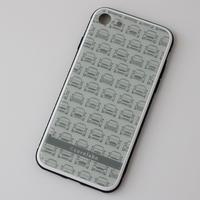 背面ガラスiPhoneケース03 FRIENDS-GRAY