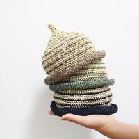 どんぐり麦わら帽子❤︎L size