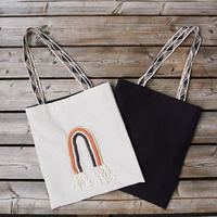 rainbow ❤︎ tote mini
