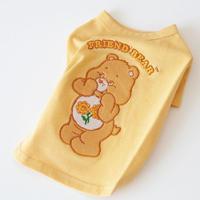 care bear トップス /Orange