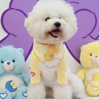 care  bear バンダナ yellow