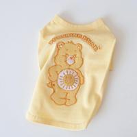 care bear トップス /yellow